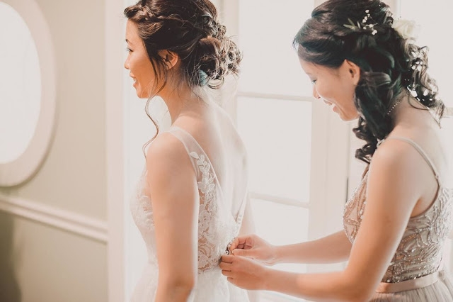Allure Niagara Wedding Mobile Hair and Makeup