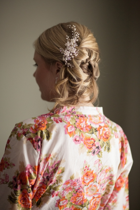3 ways to get ready for your wedding in style